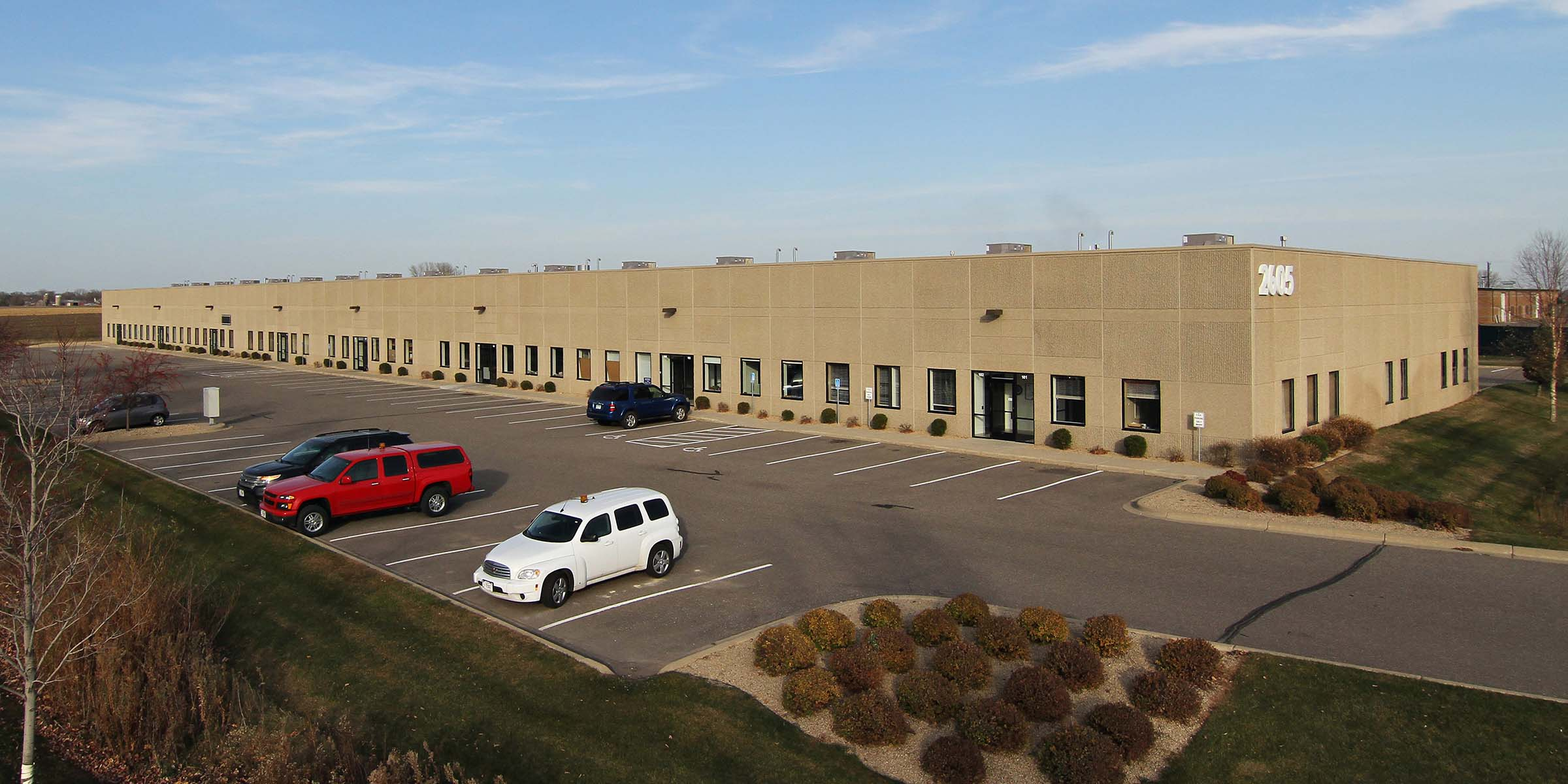 Rosemount Industrial Park 2605 160th
